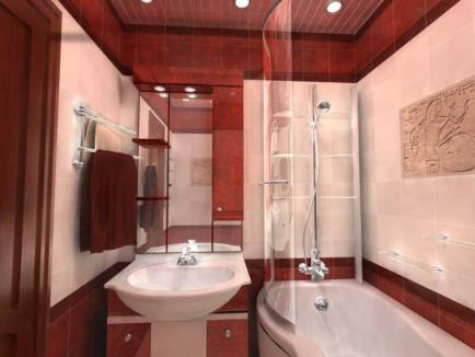 Что должно быть в ванной комнате