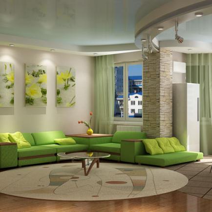 Дизайн интерьера жилья: популярнейшие стили