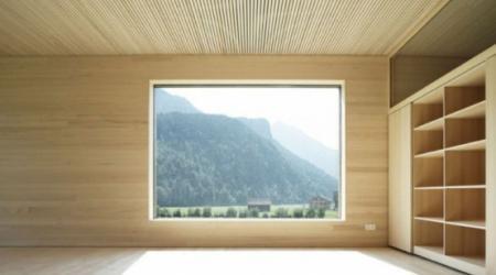 Дом для отдыха в Альпах