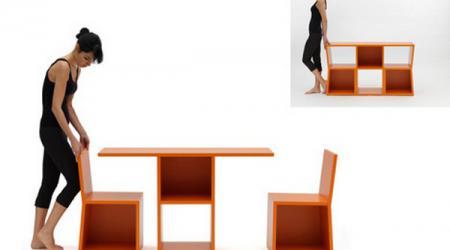 Фокус-покус от дизайнера Adachi Sacura