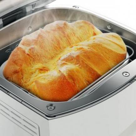 Хлебопечка: достоинства и недостатки