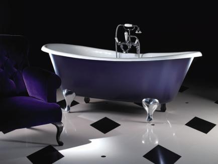 Хорошая ванна – чугунная ванна!