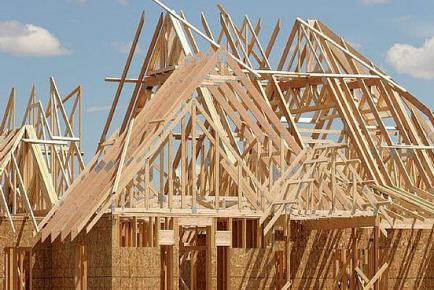 Как сэкономить на строительстве деревянного дома.