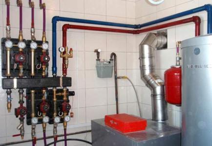 Классификация систем центрального отопления зданий