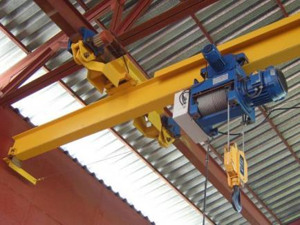 Кран-балка - надежное грузоподъемное оборудование