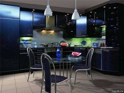 Кухня и ее дизайн