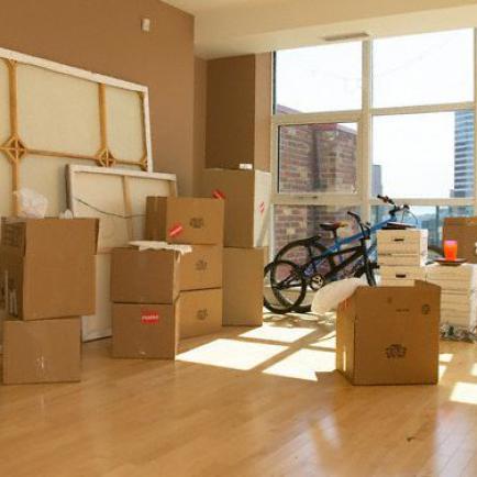 Переезжаем: упаковка вещей