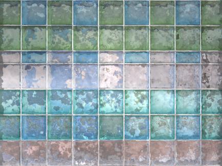 Применение стеклоблоков в строительстве