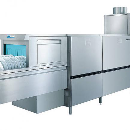 Промышленные посудомоечные машины