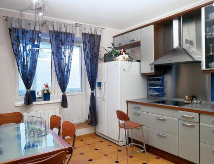 Ремонт кухни: порядок проведения работ