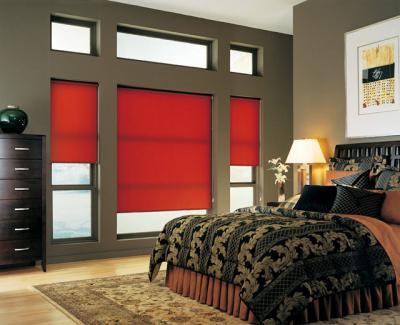 Рулонные шторы создадут уют в вашем доме