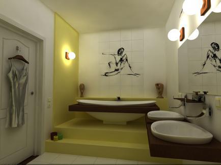 Советы по ремонту и дизайну ванной комнаты