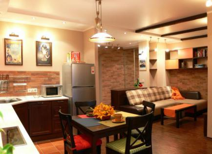 Спальня и кухня-столовая – самые уютные помещения дома
