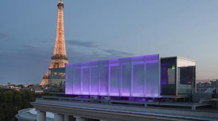 Только одна ночь, но с видом на весь Париж