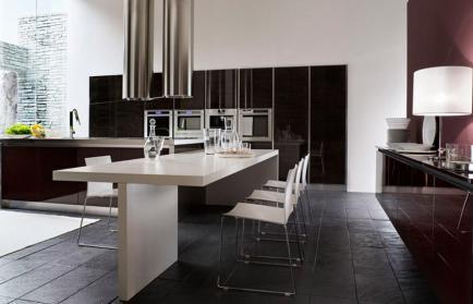 Восемь правил кухонного дизайна