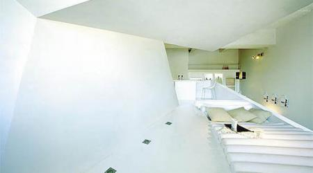 "Апартаменты The ""Folded"" Crib"