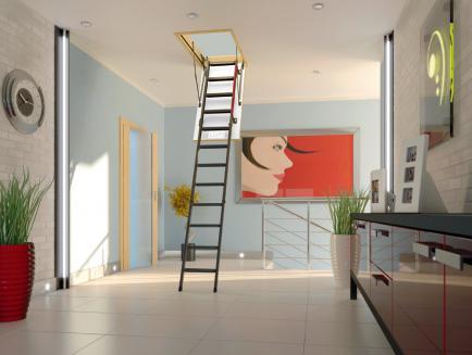 Чердачные лестницы от Наша стройка