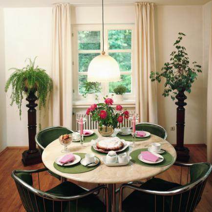 Цветы и растения в дизайне интерьера