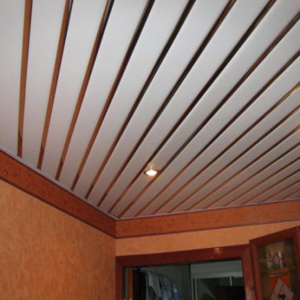 Декоративные потолочные панели