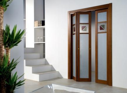 Дизайн и интерьер межкомнатных дверей
