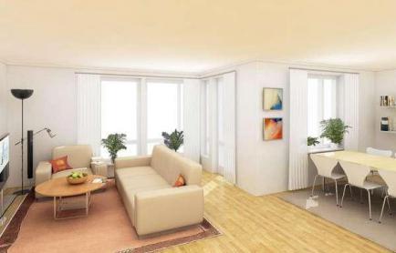 Дизайн и организация внутреннего пространства помещения