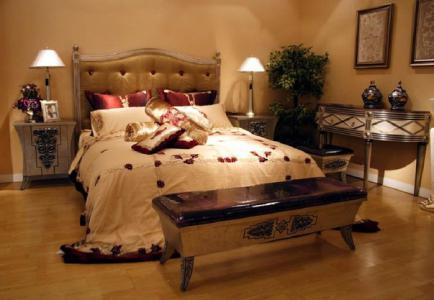Дизайн интерьера спальни и подбор мебели