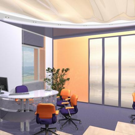 Дизайн офиса своими руками