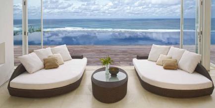 Дизайнерская садовая мебель Абитант
