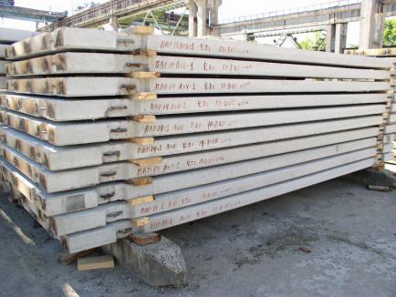Фундаментные блоки, ЖБИ, плиты перекрытия