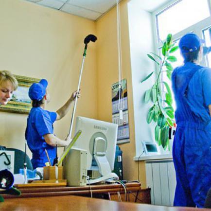 Генеральная уборка руками экспертов