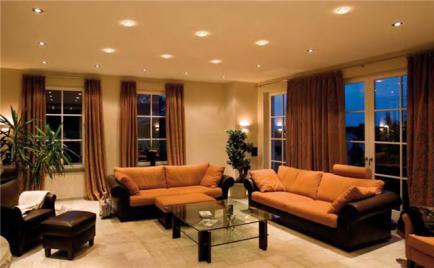 Грамотное освещение комнат: советы
