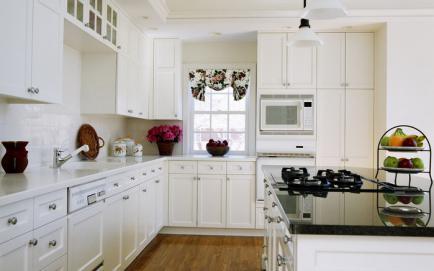 Интерьер кухни. Кухня вашей мечты