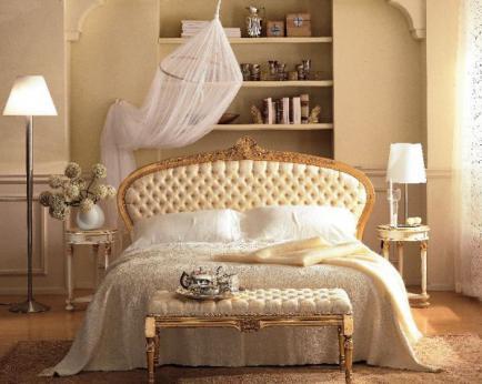 Итальянские спальни от НьюЛайн