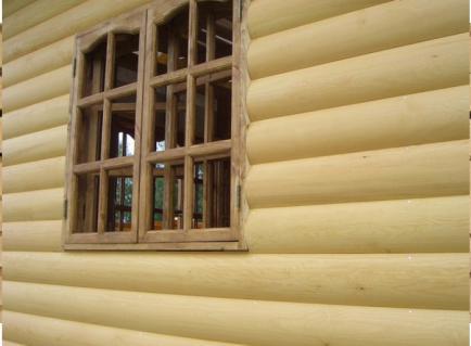 Изготовление деревянных поддонов и блок хауса