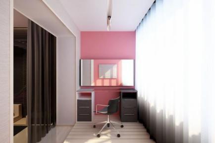 Как можно увеличить площадь квартиры за счет лоджии