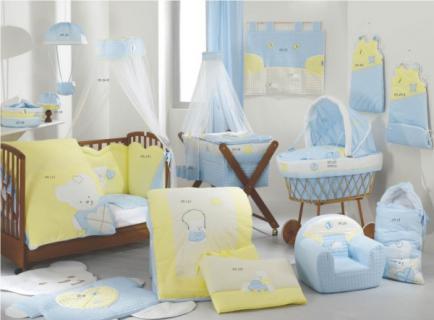 Как оформить детскую комнату для новорожденного в новой квартире
