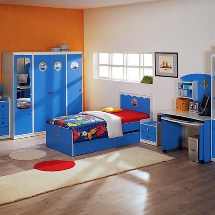 Обустройство комнаты для детей