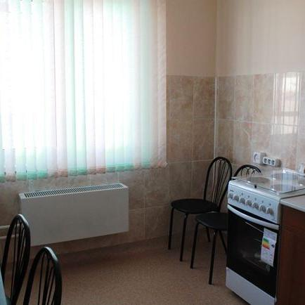 Однокомнатная квартира или общежитие