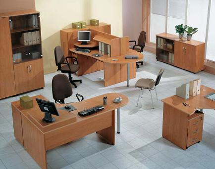 Офисная мебель: основные критерии правильного выбора
