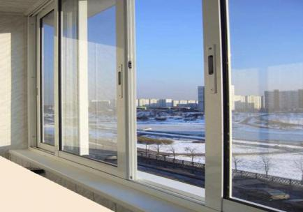 Остекление балконов и лоджий от Райдер