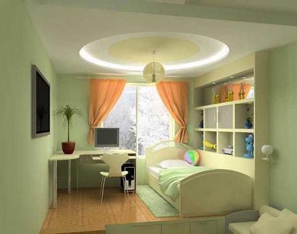 Освещение комнат