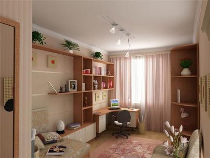 Планируем интерьер комнаты для подростка