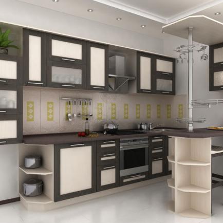 Поговорим о кухнях