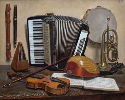 Покупка музыкальных инструментов в интернете
