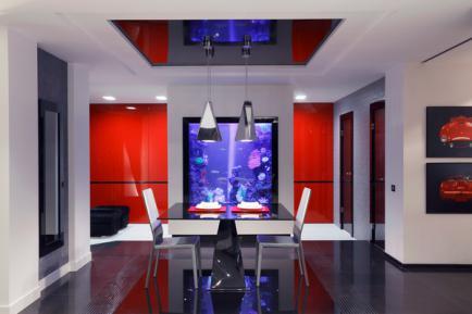 Правильный дизайн интерьера столовой