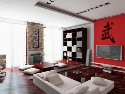 Роль цвета в оформлении помещения