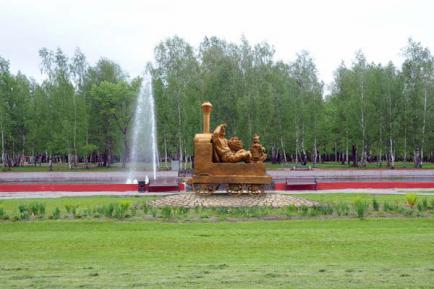 Садово-парковая скульптура как элемент ландшафтного дизайна