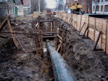 Санация трубопроводов. Комфорт для людей и безопасность для природы
