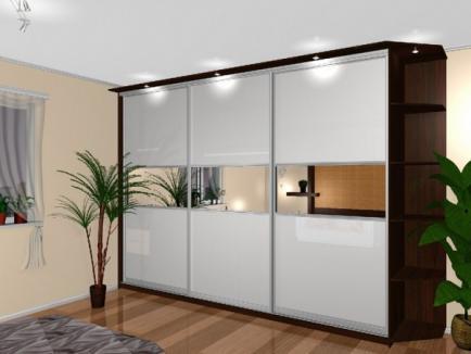Шкафы-купе — многофункциональная мебель для любых интерьеров