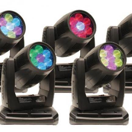 Система управления светодиодным светом